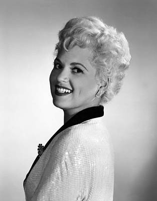 Born Yesterday, Judy Holliday, 1950 Poster by Everett