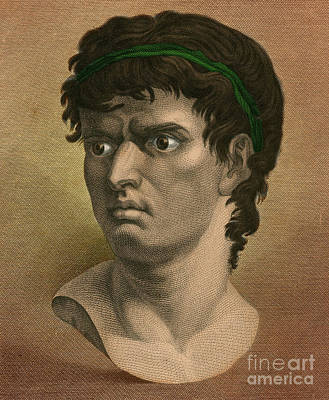 Brutus, Roman Politician Poster by Photo Researchers