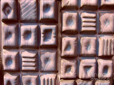 Ceramic Tiles Poster by Yali Shi