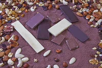 Chocolate Poster by Joana Kruse