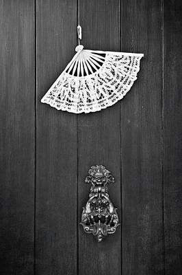 Door Knocker Poster by Joana Kruse