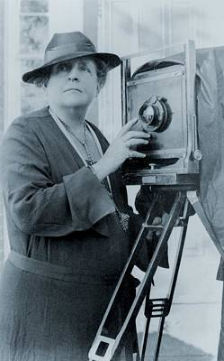 Frances Benjamin Johnston 1854-1951 Poster by Everett