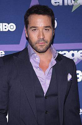 Jeremy Piven At Arrivals For Entourage Poster by Everett