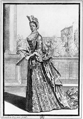 Louise De La Valliere Poster by Granger