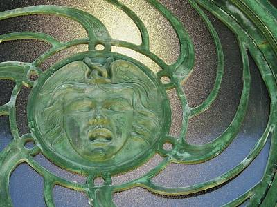 Medusa Poster by William Walker
