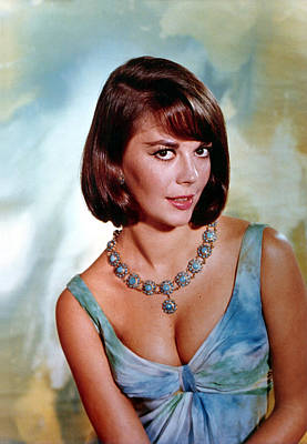 Natalie Wood Poster by Everett