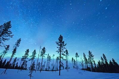Northern Lights Poster by Jeremy Walker