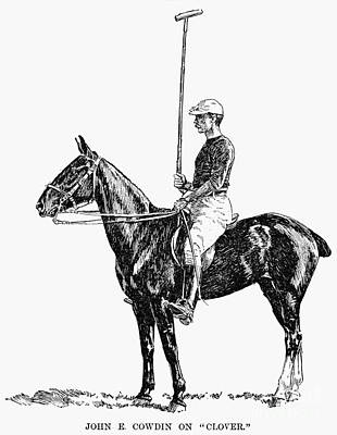 Polo, 1891 Poster by Granger