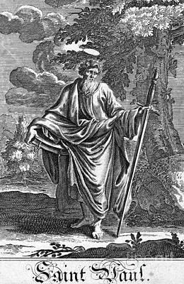 Saint Paul (d. 67 A.d.) Poster by Granger