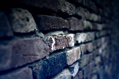 Stone Wall Poster by Joana Kruse