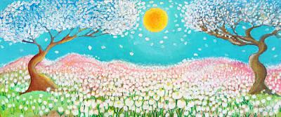 Sweet Dreams Poster by Ashleigh Dyan Bayer