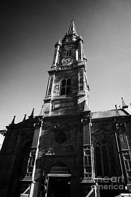 The Tron Church Edinburgh Scotland Uk United Kingdom Poster by Joe Fox