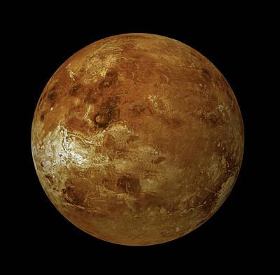 Venus Poster by Friedrich Saurer