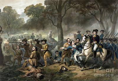 Washington: Monongahela Poster by Granger