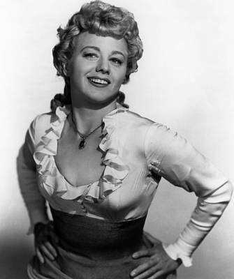 Winchester 73, Shelley Winters, 1950 Poster by Everett