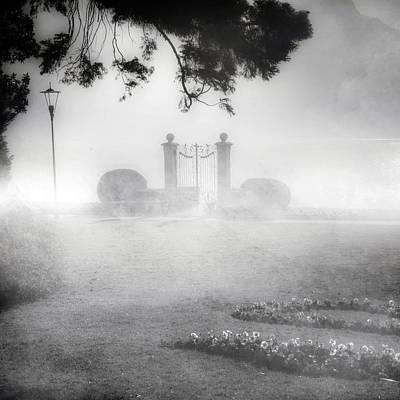 Gateway To The Lake Poster by Joana Kruse
