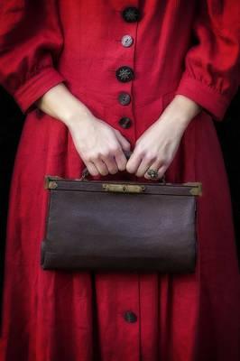 Handbag Poster by Joana Kruse