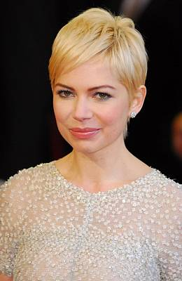 Michelle Williams At Arrivals For The Poster by Everett