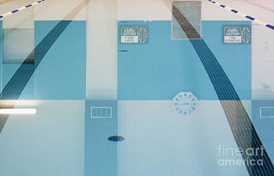 Swimming Pool Poster by Andersen Ross