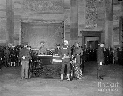Taft Funeral, 1930 Poster by Granger