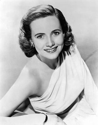 Teresa Wright, 1945 Poster by Everett