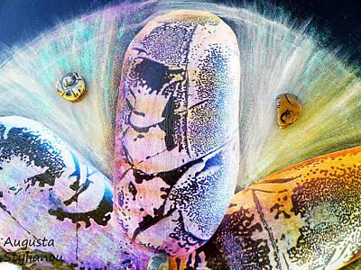 Michael Jackson Poster by Augusta Stylianou