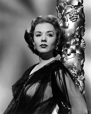 Piper Laurie, 1952 Poster by Everett