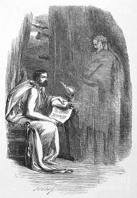 Shakespeare: Julius Caesar Poster by Granger