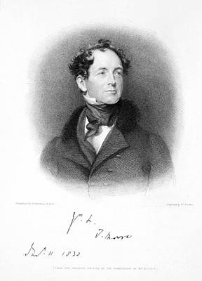 Thomas Moore (1779-1852) Poster by Granger
