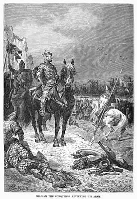 William The Conqueror Poster by Granger