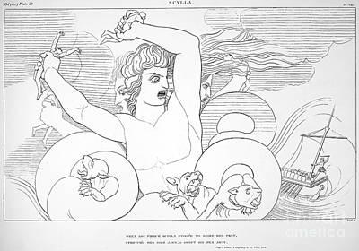 Homer: The Odyssey Poster by Granger