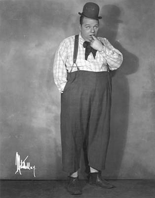 Roscoe Fatty Arbuckle Poster by Granger