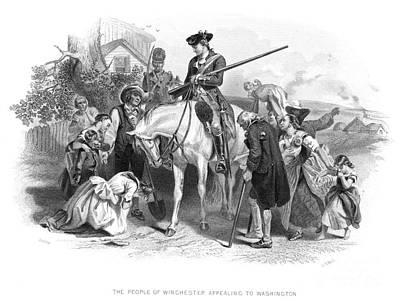 George Washington Poster by Granger