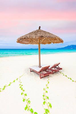 Beach Poster by MotHaiBaPhoto Prints