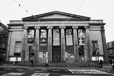 Aberdeen Music Hall Formerly The Citys Assembly Rooms Union Street Scotland Uk Poster by Joe Fox