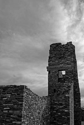 Abo Ruins No 2 Poster by Paul M Littman