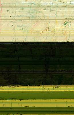 Abstract Landscape - The Highway Series Ll Poster by Michelle Calkins