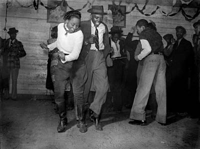 African American Juke Joint, Original Poster by Everett