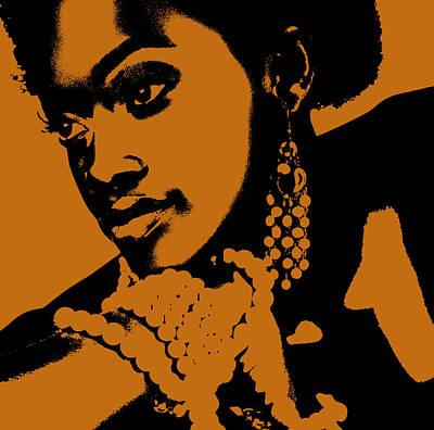 Aisha Poster by Naxart Studio