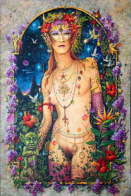 Aiyana Poster by Keith Stillwagon