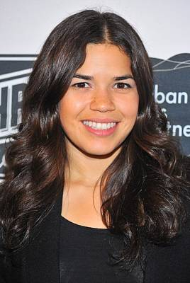 America Ferrera At The After-party Poster by Everett