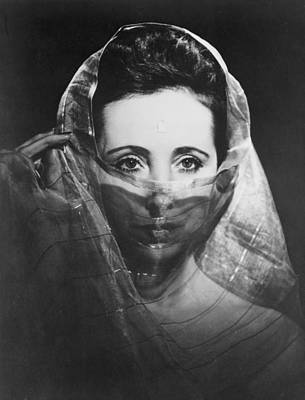 Anais Nin 1903-1977, French-american Poster by Everett