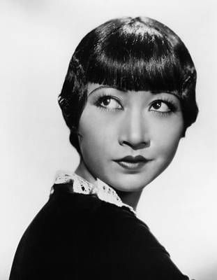 Anna May Wong, Ca. Early 1930s Poster by Everett