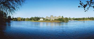 Ashford Castle Hotel, Near Cong, Co Poster by The Irish Image Collection