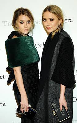Ashley Olsen, Mary-kate Olsen Both Poster by Everett