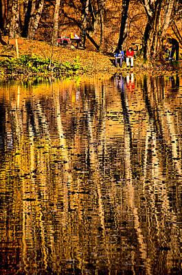 Autumn - 2 Poster by Okan YILMAZ