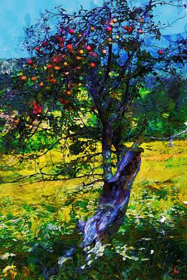 Autumn Harvest Poster by Ron Jones
