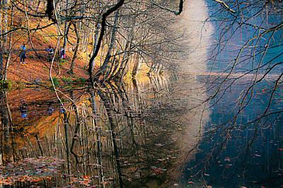 Autumn Poster by Okan YILMAZ