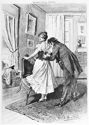 Balzac: Cousin Bette Poster by Granger