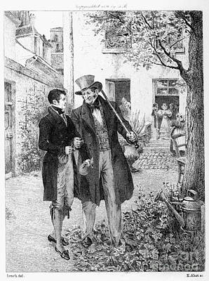 Balzac: Le P�re Goriot Poster by Granger